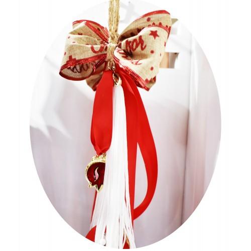 γούρι ρόδι-silk