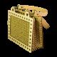 Τσάντες από ξύλο και συνδυασμό υλικών